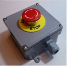 Emergency Stop Control Station