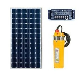 Remote Solar Powered Pump Systems