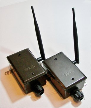 Wireless 4-20mA Transmitter System