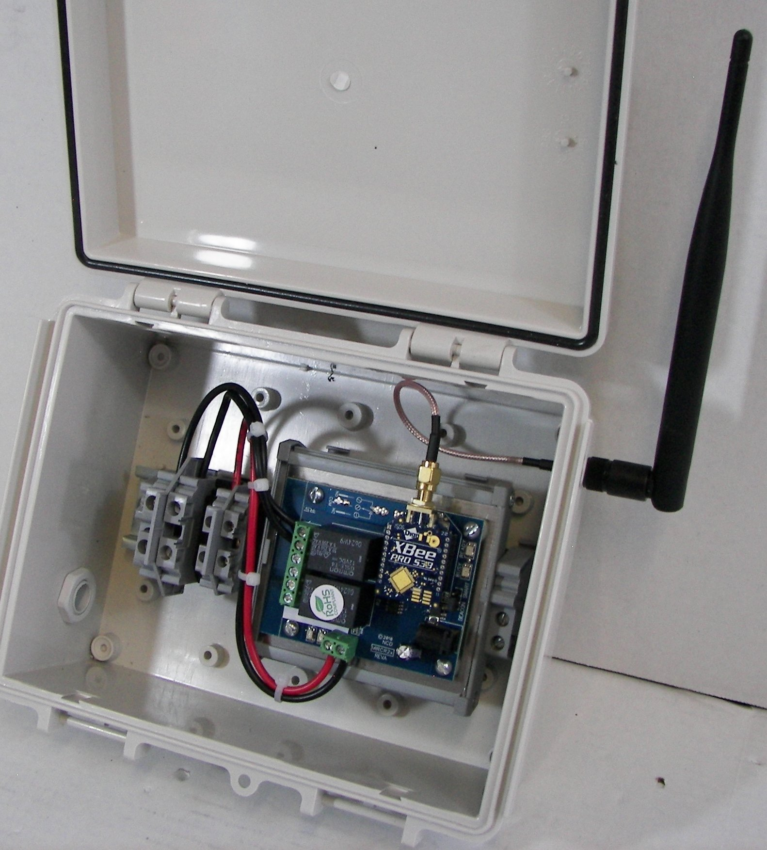 Wireless Remote Control Panel
